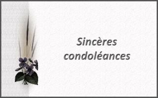 """Résultat de recherche d'images pour """"condoléances"""""""