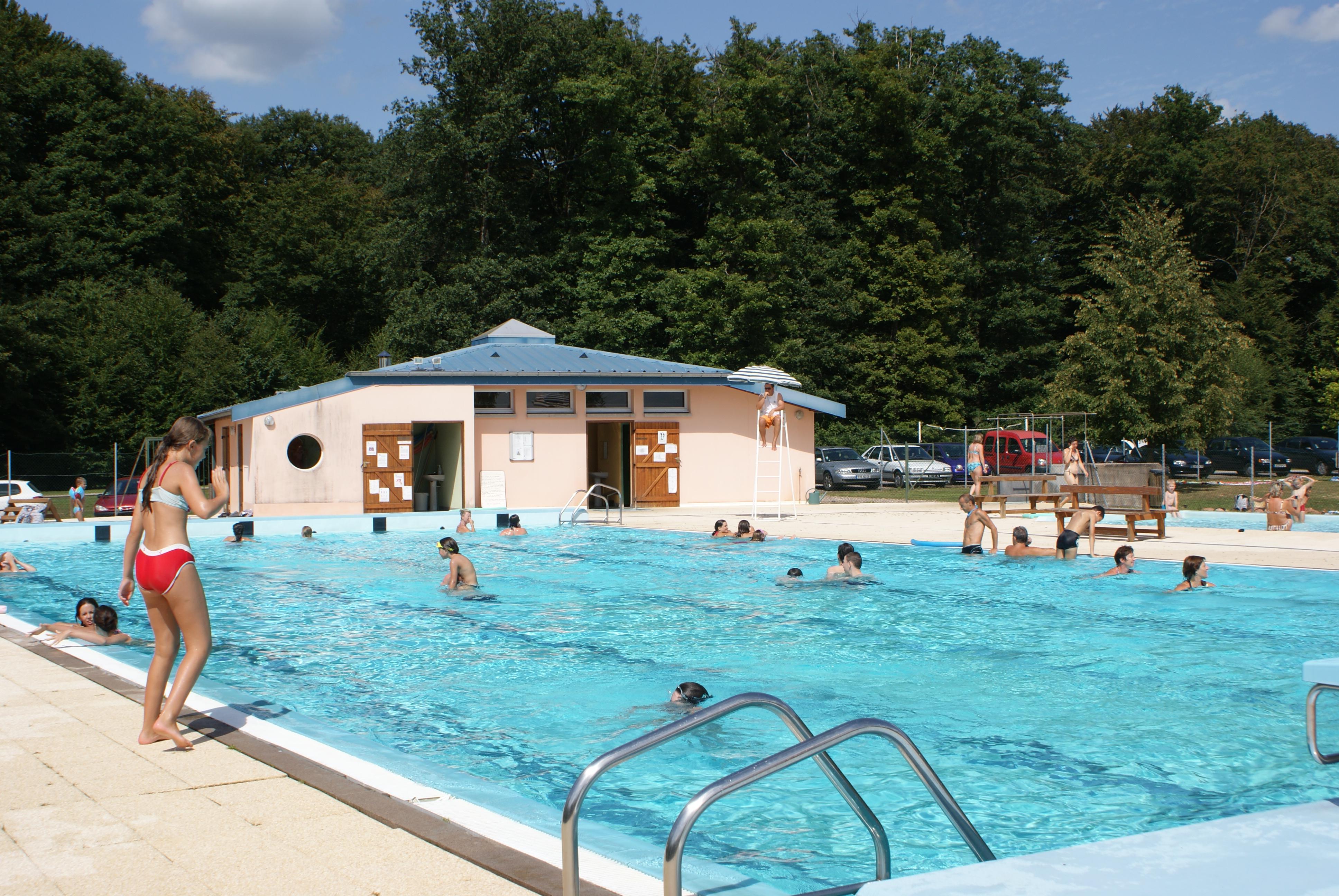 Ouverture des piscines de la ccpr for Ouverture piscine